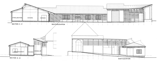 Proposed Archives Centre