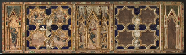© the Dean and Chapter of Westminster The Westminster Retable