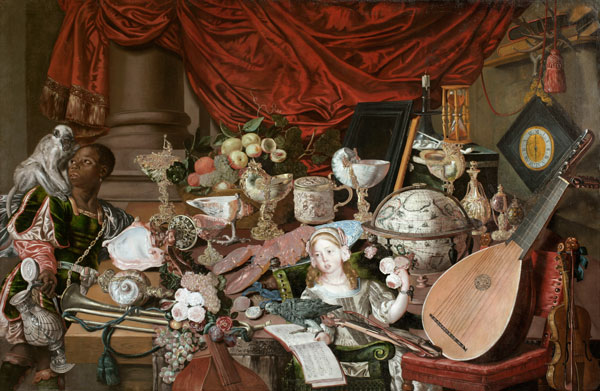 The Yarmouth Collection after conservation